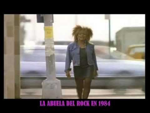 Tina Turner - What's love got to do with it (1984)