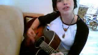 ani difranco cover of bob dylan cover of MOST OF THE TIME