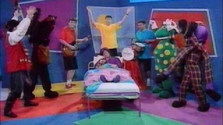 The Wiggles - Wake Up Jeff! (Original 1996 Music Video)