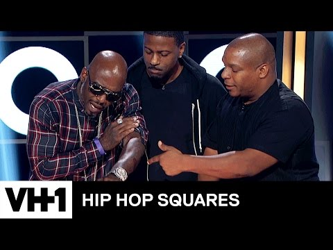 Treach From Naughty By Nature Consults His Tupac Tattoo | Hip Hop Squares