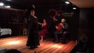 Tablao Las Carboneras: Marina González