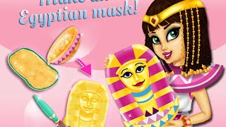"Sweet Egyptian Princess ""TutoTOONS Educational Education Games"" Android Gameplay Video"