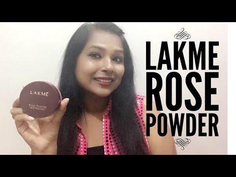 Lakme Rose Powder Review