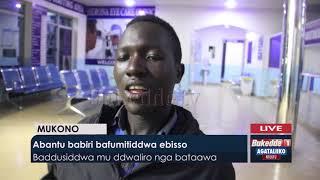 Herona Hospital on national tv