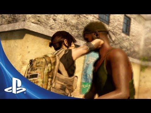 BEYOND: Two Souls E3 Trailer | E3 2013 thumbnail