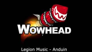 Legion Music: Anduin