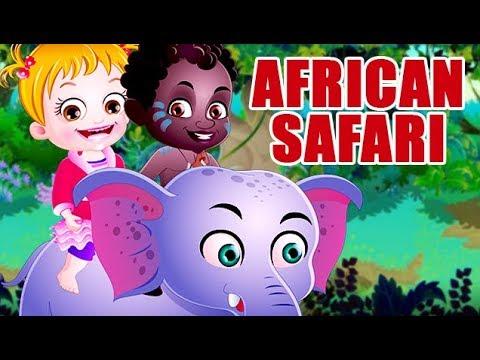 Video of Baby Hazel African Safari