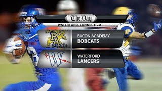 Full replay: Bacon Academy at Waterford football