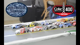 Nascar Stop Motion 2020: Coke Zero Sugar 400 At Daytona