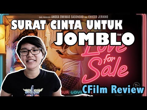 Love for sale   review film indonesia