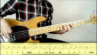 David Guetta   Dangerous (Bass Cover With Tabs)