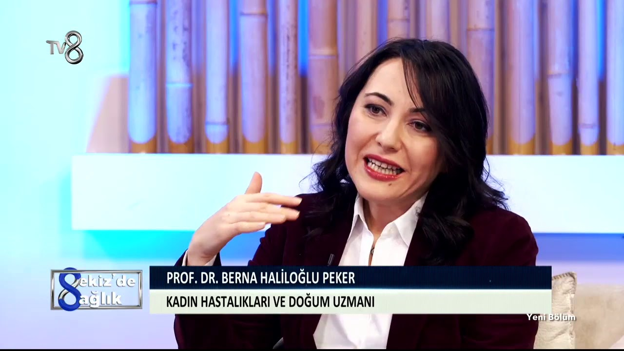 Prof. Dr. Berna HALİLOĞLU PEKER