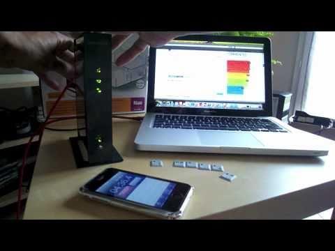 Test du Relais Wifi Netgear WN2000RPT