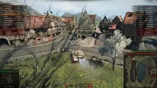 T110E4, Ласвилль, Стандартный бой