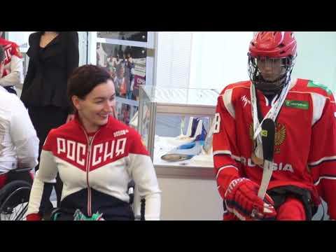 ПКР в Госдуме проводит выставку, посвященную Паралимпийскому спорту!