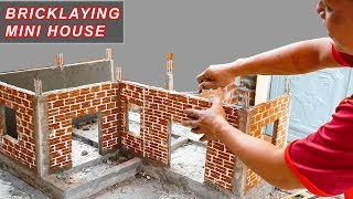 bricklaying-model-building-dream-mini-house-1st-floor-part-2