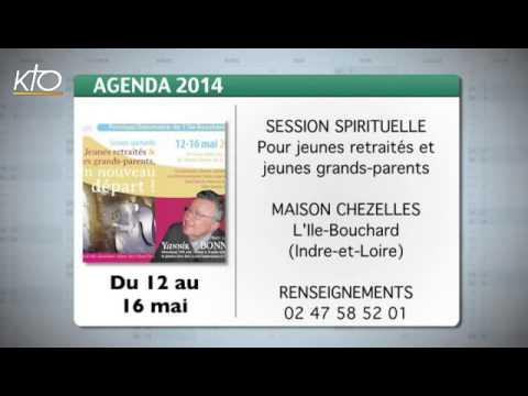 Agenda du 5 mai 2014