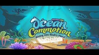 Ocean Commotion VBS at Faith Bible Church 2017