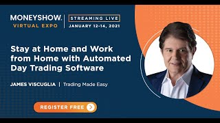 Stay at Home and Work from Home with Automated Day Trading Software
