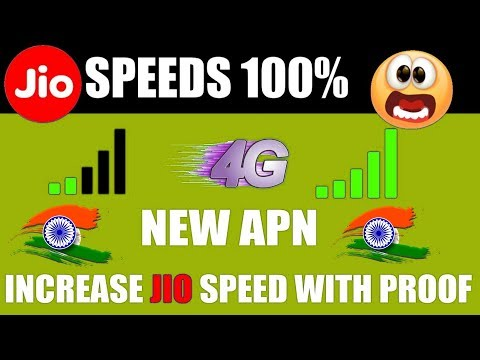 First on YouTube August 2019 Smart APN Setting to Increase