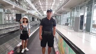 """Ước Gì Phi Trường Tân Sơn Nhất Sài Gòn được """"ngon Cơm"""" Như Sân Bay ở Thái Lan"""