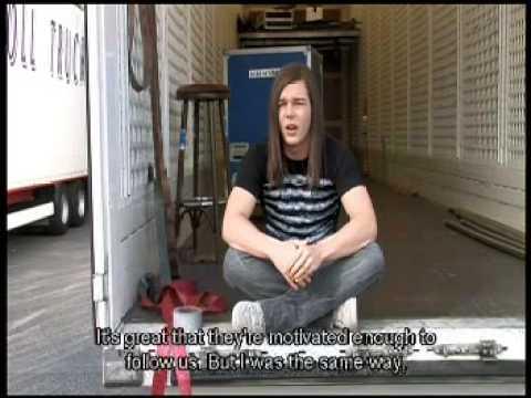 Tokio Hotel Zimmer 483 DVD The Documentary part 2