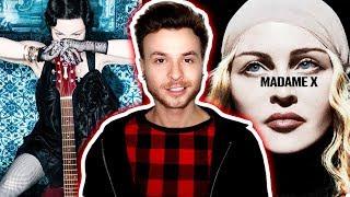 Madonna   Madame X DELUXE Album + BONUS TRACKS [REACTION]