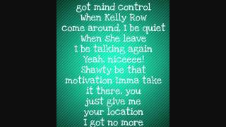 Kelly Rowland - Motivation ft Busta Rhymes, Trey Songz, & Fabulous