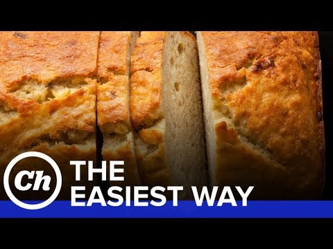 How to Make Easy Banana Bread – The Easiest Way