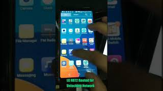 LG G6 H872 T-MOBILE Root and Network Unlock done