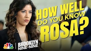 The Secret Life of Rosa Diaz   Brooklyn Nine-Nine