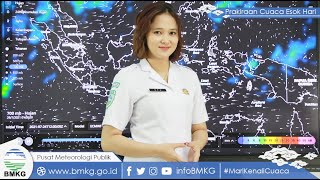 Info BMKG: Prakiraan Cuaca Hari Ini Kamis 29 Juli, Bandung Cerah Berawan dan Tarakan Hujan Petir