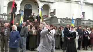 Захват Покровского храма в г. Турка Львовской области. Неделю спустя
