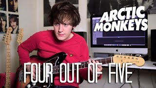 Four Out Of Five   Arctic Monkeys Cover (Tranquility Base Hotel + Casino Album Cover)