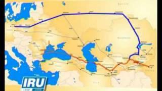 Проект IRU по возрождению Великого Шелкового пути