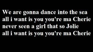 LYRICS ON SCREEN Dj Antoine ft The Beat Shakers- Ma Cherie