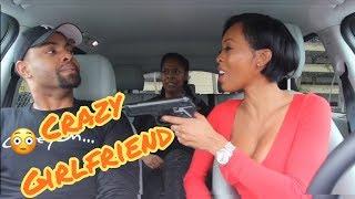"FUNNIEST Daphnique Springs & Carey Boy ""CRAZY GIRLFRIEND"" Videos"