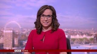 BBC World News Bulletin (Europe Facing) + IV