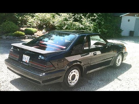 1988.5 Ford Escort EXP 1.9L CFI 2 Door, 2 or 5 seater coupe.