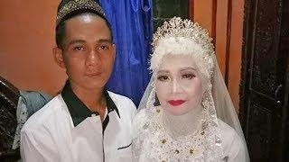 Baru Seminggu Kenal, Wanita 70 Tahun Menikah dengan Pemuda 23 Tahun di Kalimantan Selatan