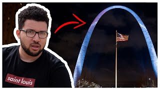 I Climbed the Gateway Arch 3 Times