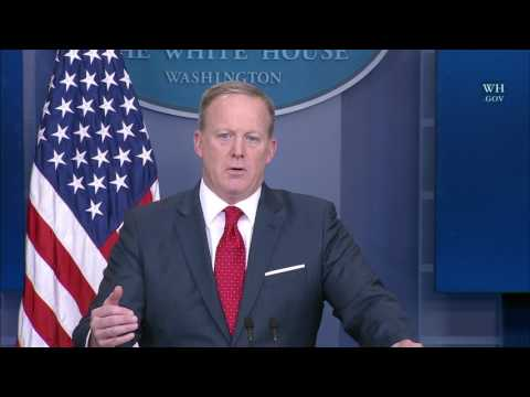 5/3/17: White House Press Briefing