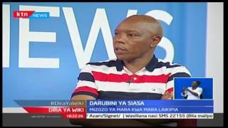 Kinyang'anyiro 2017: Darubini ya Siasa; Muwania useneta Laikipia-Maina Njenga