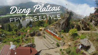 Batu Pandang Ratapan Angin Dieng Plateau | FPV Freestyle