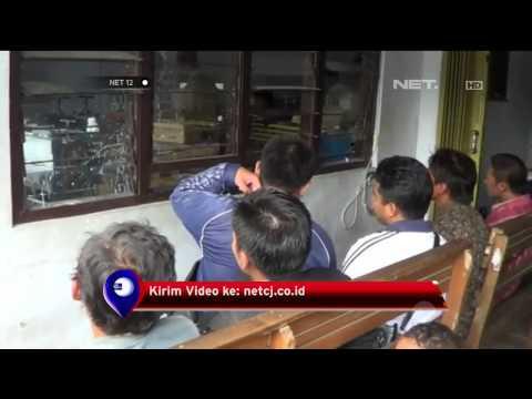 Antrean Warga Mengambil TNKB yang Tertunda di Kantor Samsat Batang -NET12