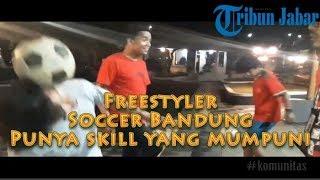 VLOG: Soccer Freestyler Bandung Punya Skill yang Mumpuni, Lihat Yuk!