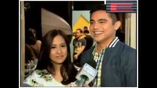 Jolina Magdangal And Marvin Agustin's First Interview Together After More Than A Decade