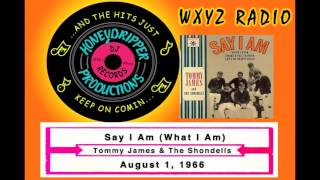 Tommy James & The Shondells - Say I Am - 1966