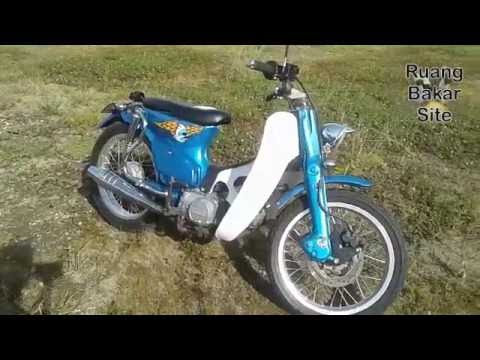 Video Modifikasi Street Cub Basic Honda Astrea Star