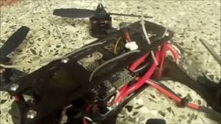 Lost and Found my First Fly FPV Drone.